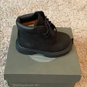 Kids Timberland boots size 6 toddlers